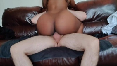 Curvy Hot Indian Whore Loves Riding COCK