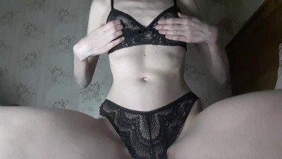 Became Horny while Watching Porno and Fingering Pussy