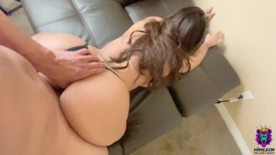Big ass Curvy Latina MILF Slut likes it Hard