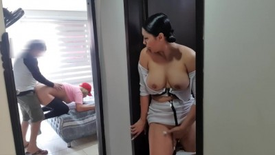 My Horny Step Sister Fucks my BF but Im not Mad Im so Fucking Horny | Martinasmith1