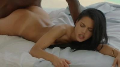 Hot Spanish Model Hooks Up With BBC