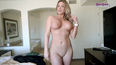 Sharing a Bed with my Slut Big Titted Step Mom while on Vacation - Coco Vandi