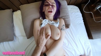Quick Gorgeous Morning Sex with my Step-Daddy | Cutie_cabani