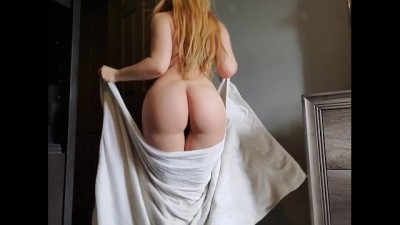 Beauty Curvy Babe Hot Solo Masturbation after Shower