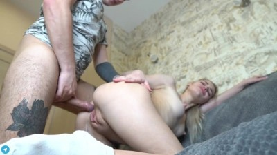 Passionate Great Sex while Parents went to the Movies (BelleNiko)