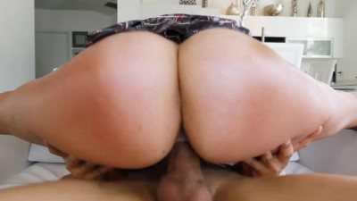 Horny Kelsi Monroe Got A Big Ole Butt!